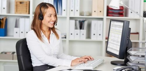 Auxiliar Administrativo SMS