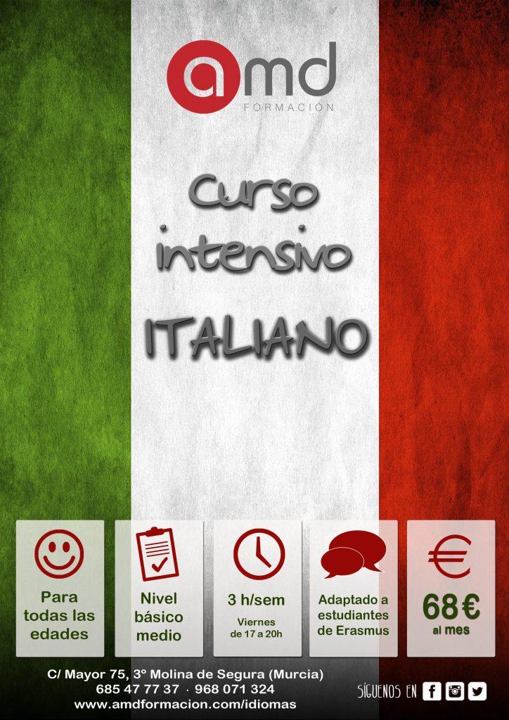 Intensivo de Italiano