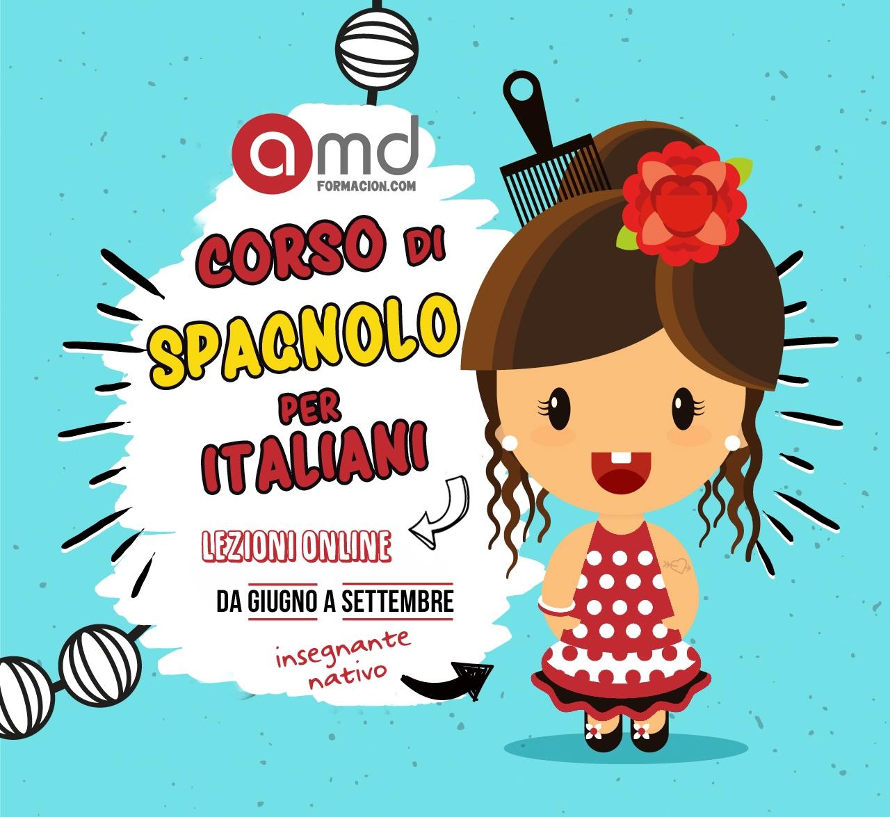 Spagnolo per italiani